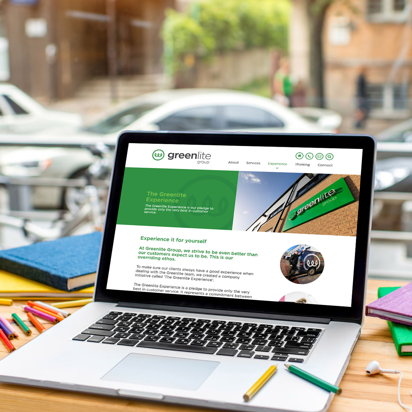 Greenlite Group - The Greenlite Experience