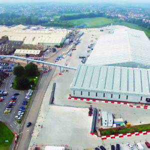 Ibstock Eclipse New Factory in Leicestershire