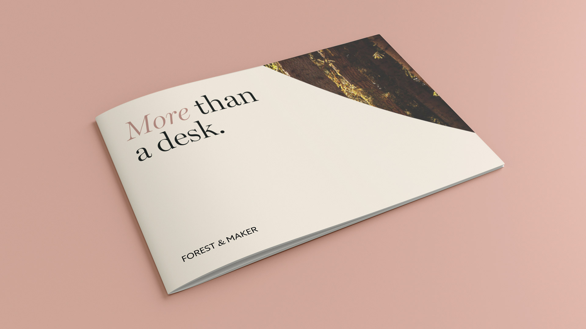 Forest & Maker: More than a desk