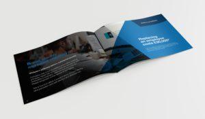 Tamlite Wellbeing Brochure Mockup
