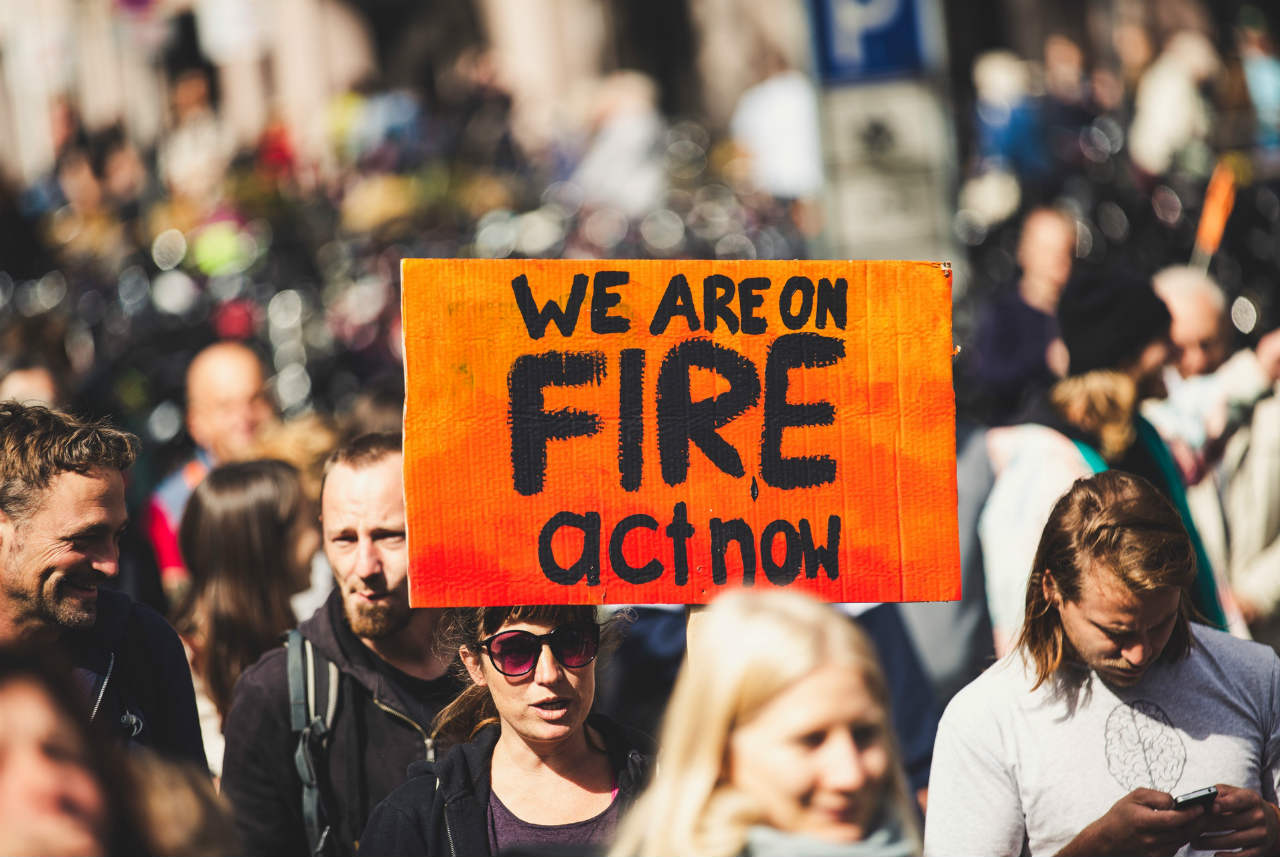 After the success of the last Content Coms post on Greta Thunberg, we look deeper into the climate debate and consider how we combat negativity.