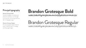 Capitas Finance - Brand Typography