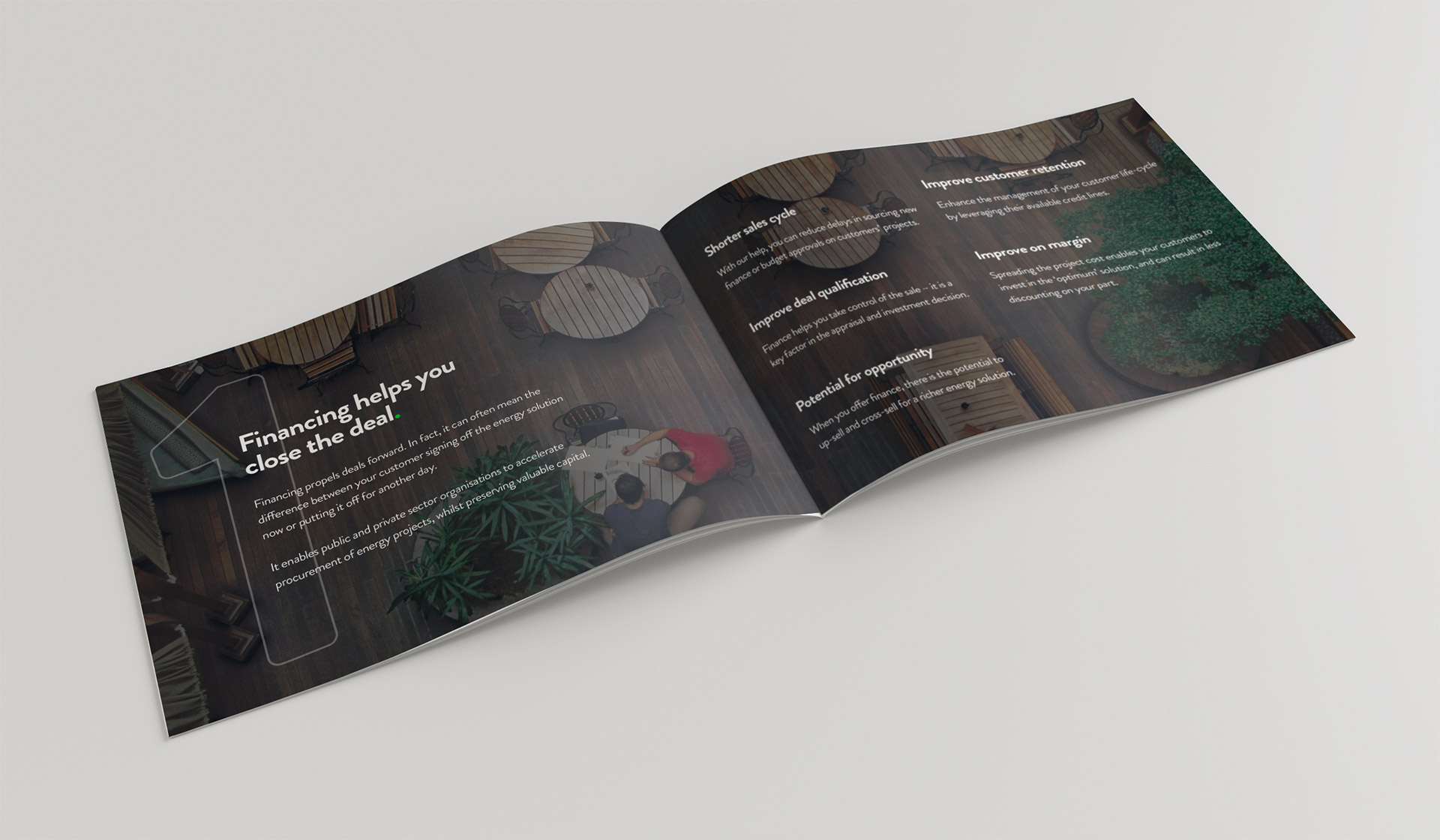 Capitas Finance - Partners Guide Design