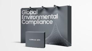 Lorax EPI exhibition stand design mockup