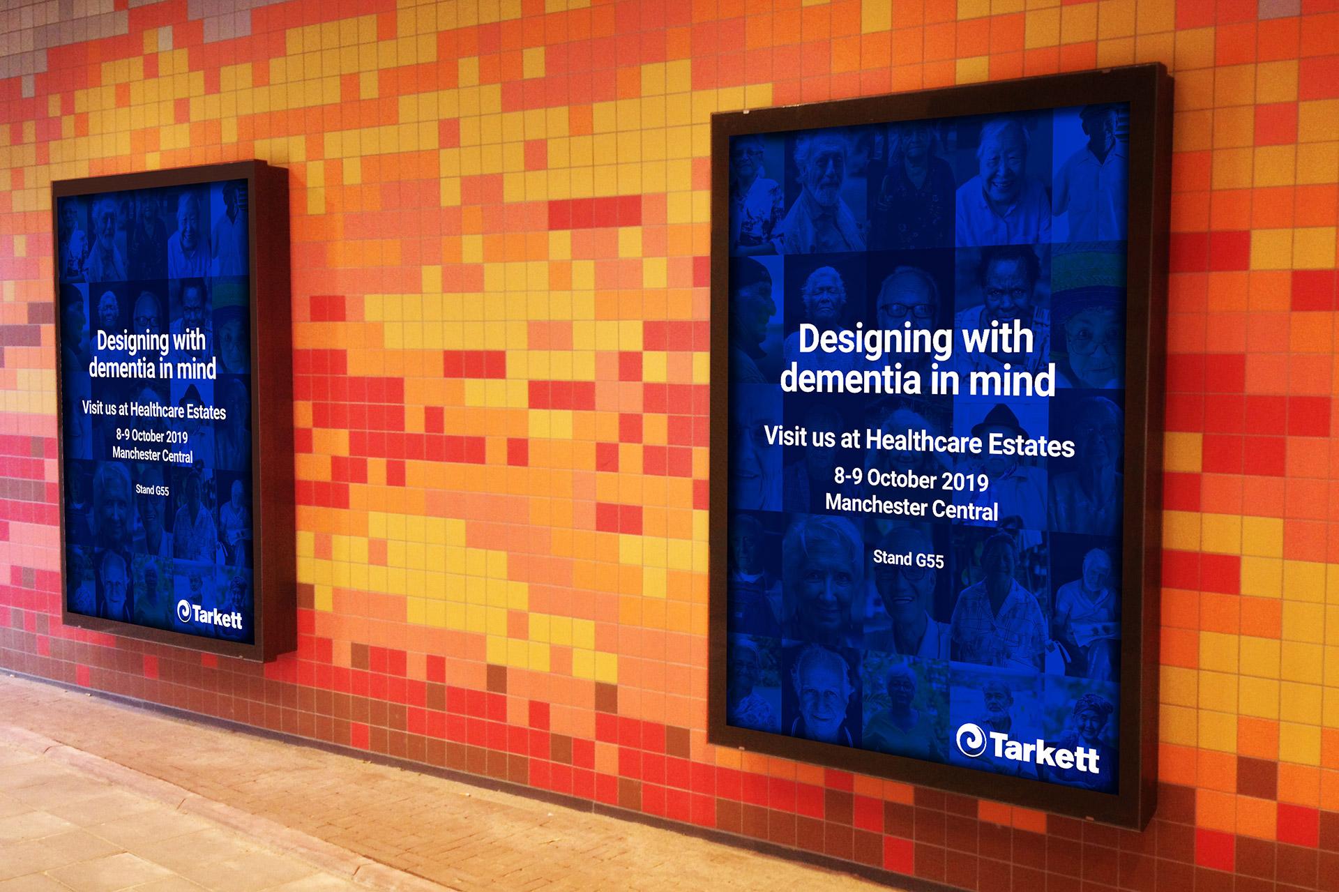 Tarkett - Designing with dementia in mind